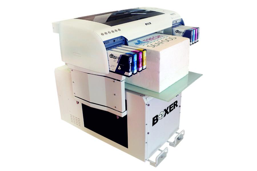 Impresora digital directa a sustrato AZON BOXER (DTS)