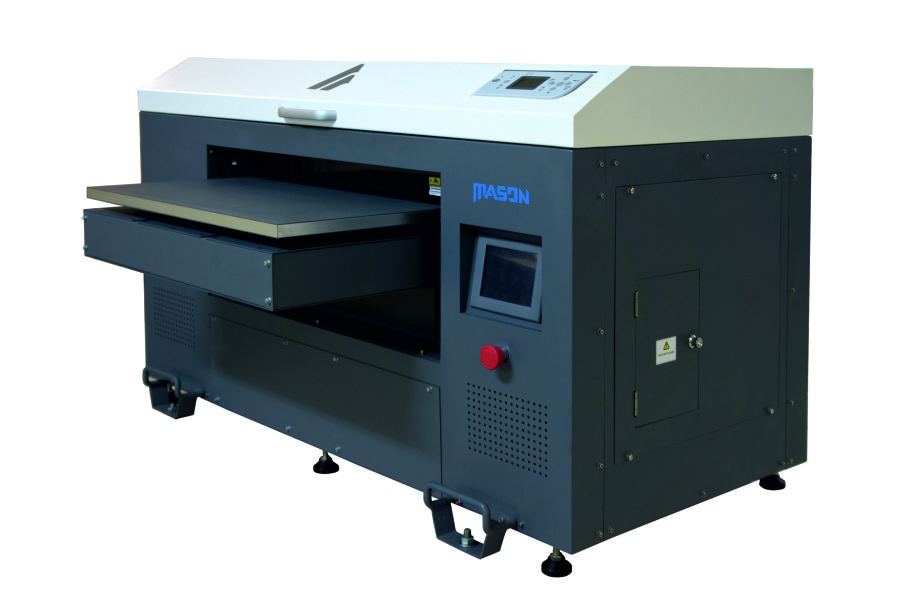 Impresora digital directa UV Led AZON MASON