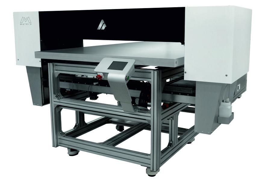 Impresora digital directa a sustrato AZON MATRIX (DTS)