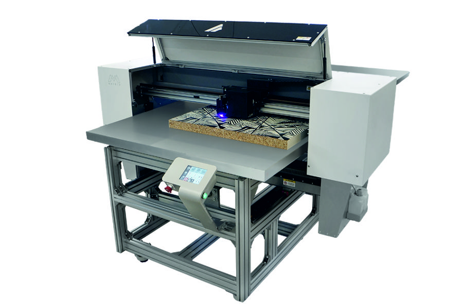 Impresora digital directa UV Led AZON MATRIX