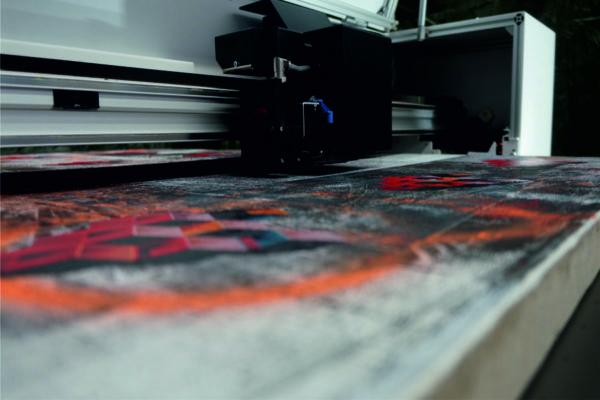 maquinaria para impresión azon