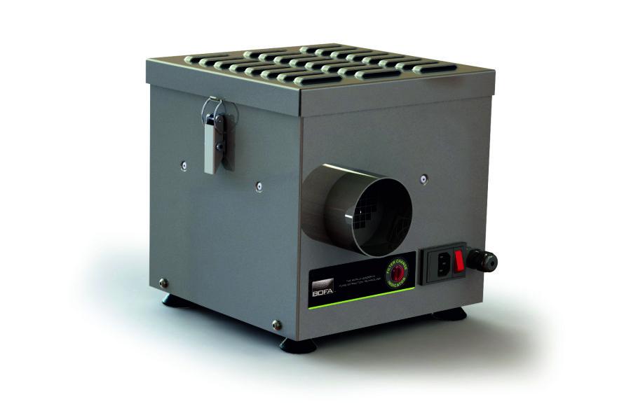 Unidad refrigeración BOFA AD 200 CU