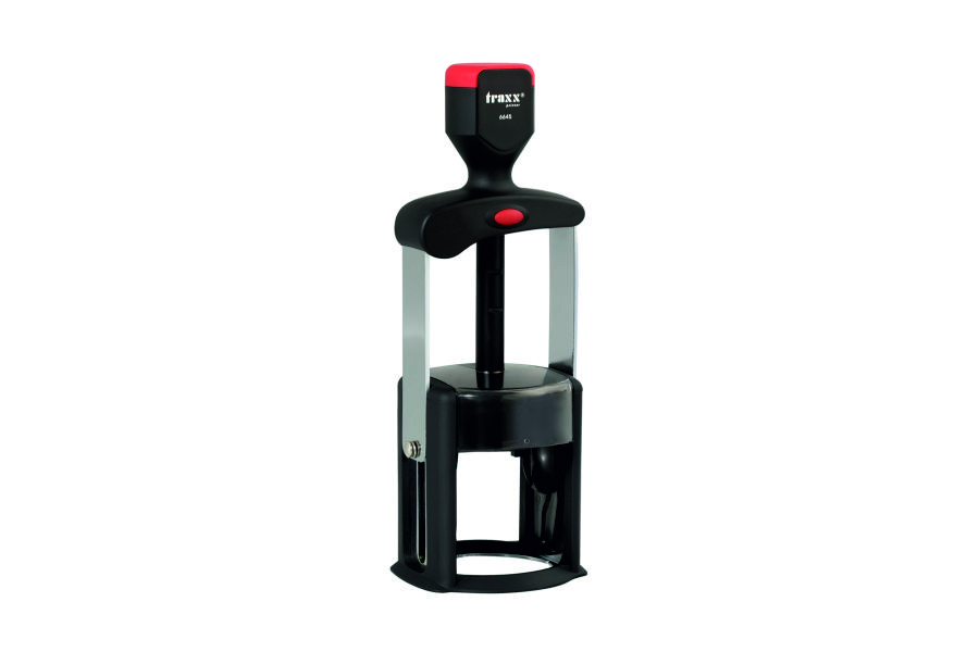 Sello Metálico automático TRAXX JF6645