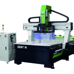 Fresadoras CNC multifuncionales