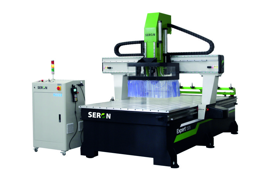 Fresadoras CNC de SERON