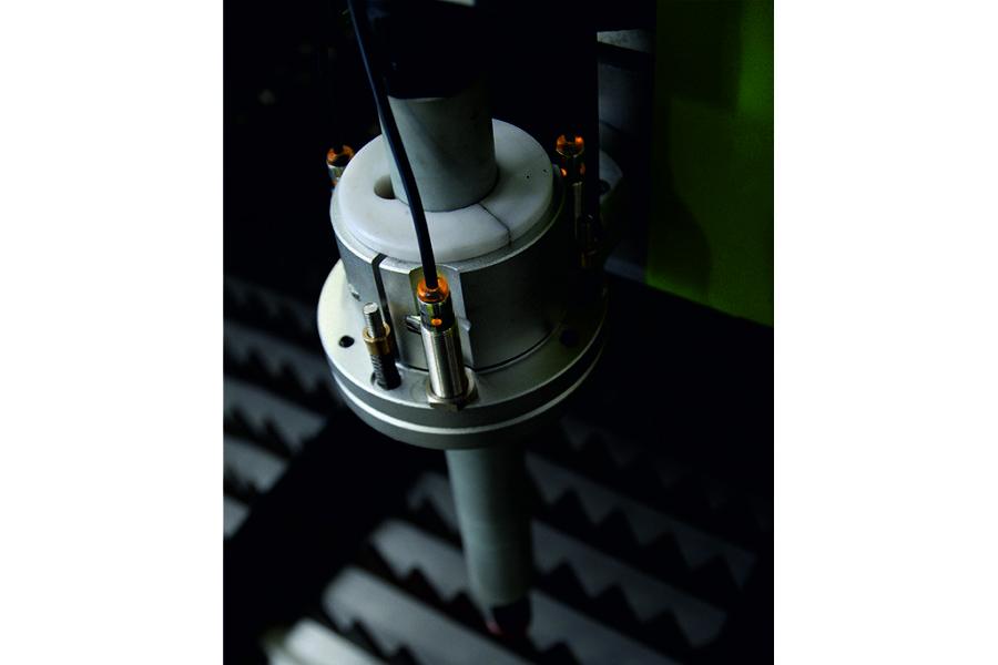 Máquinas de corte por plasma SERON