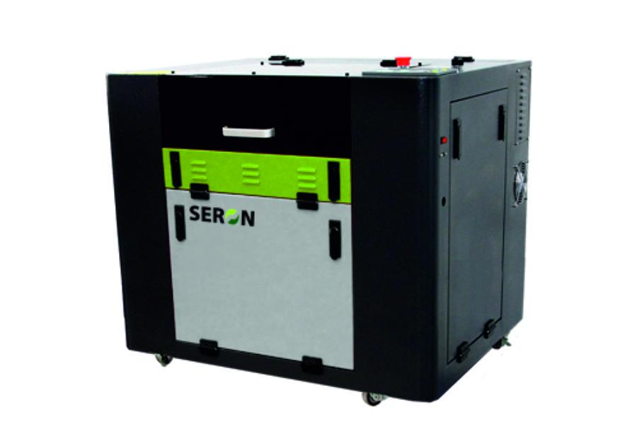 Láser de grabado y corte CO2 – Seron SL0604