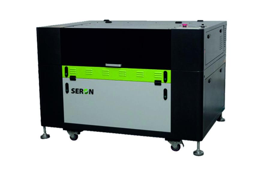 Láser de grabado y corte CO2 – Seron SL1208