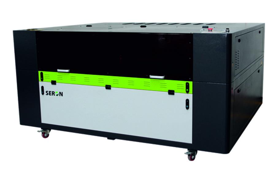 Láser de grabado y corte CO2 – Seron SL1512
