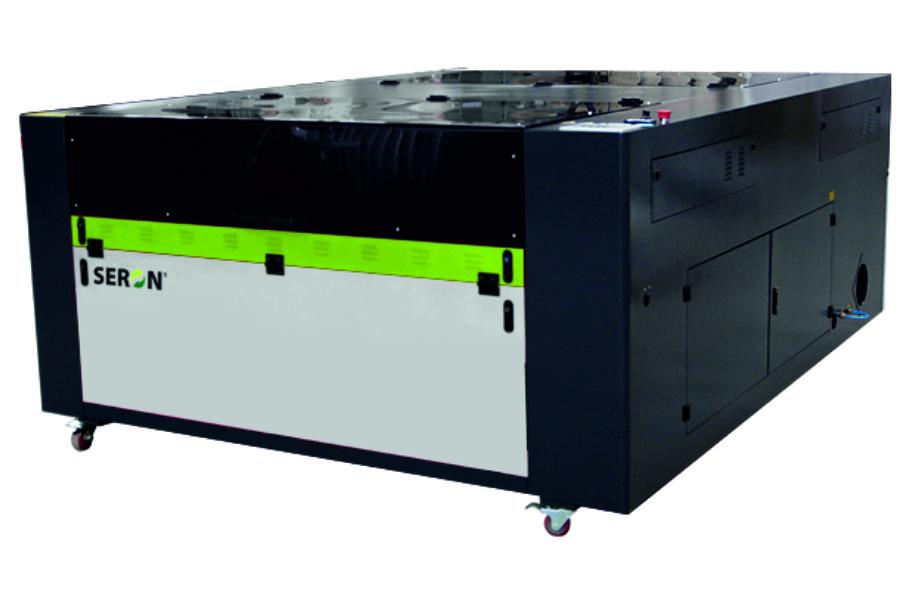 Láser de grabado y corte CO2 – Seron SL1520