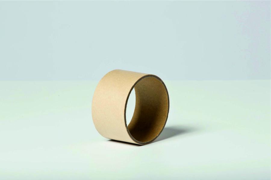 Rollo soporte para cinta de plástico adhesiva (36 unidades)