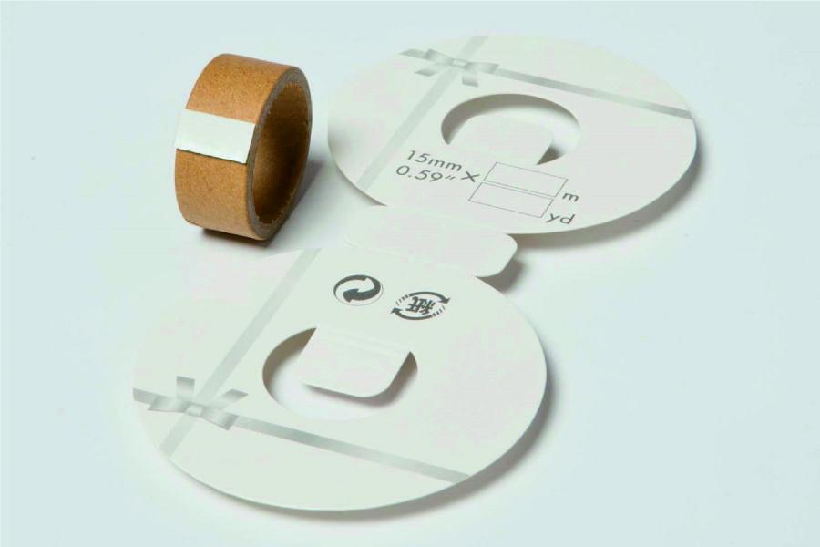 Rollo soporte para cinta textil (36 unidades)