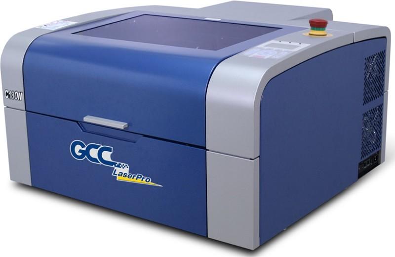 GCC Láser de grabado y corte C180II - Modico Graphics