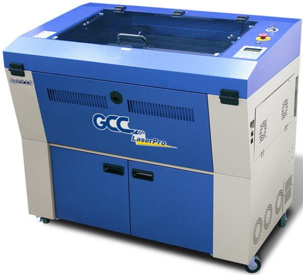 GCC Sistema Láser Spirit LS - Modico Graphics