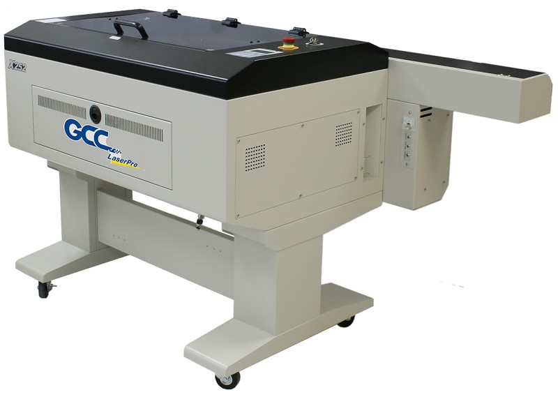 Láser de corte y grabado GCC - modelo X252 - Modico Graphics