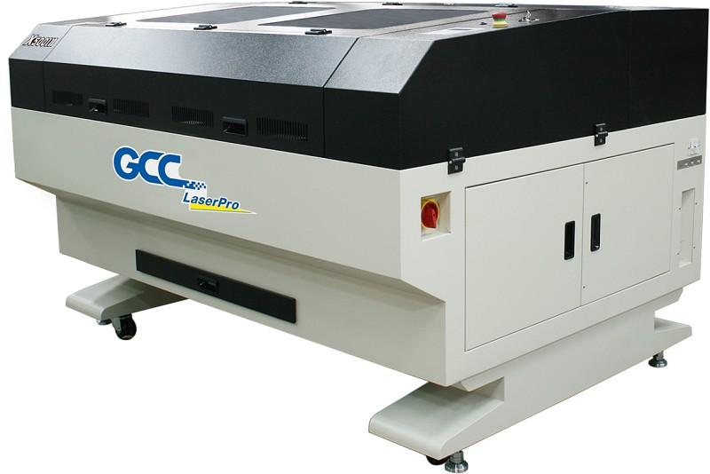 Láser de corte y grabado GCC - modelo X500III - Modico Graphics