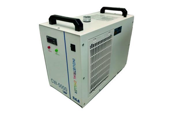 Sistema refrigeración CW-5000 - Láser Ovili