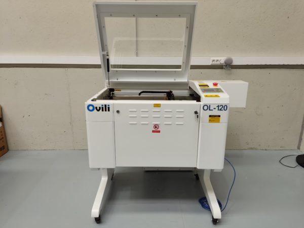 Láser Ovili OL-120 abierta