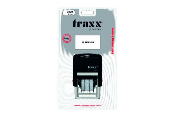 Sello automático fechador Traxx 7820